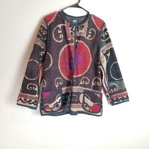 Valentina Romanenko Samarkand  Colorful Jacket